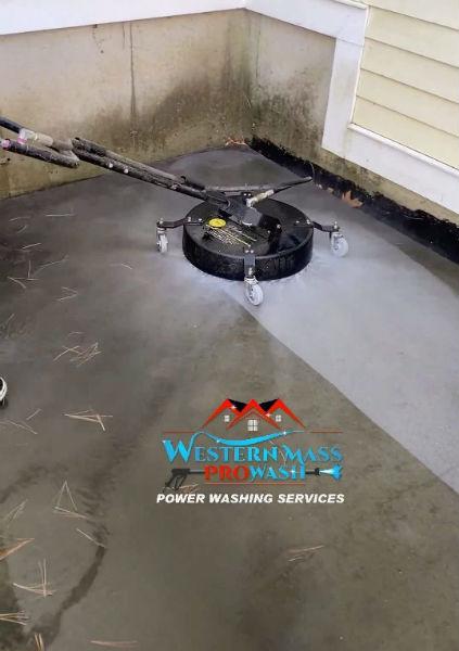 Concrete Cleaning East Longmeadow, MA