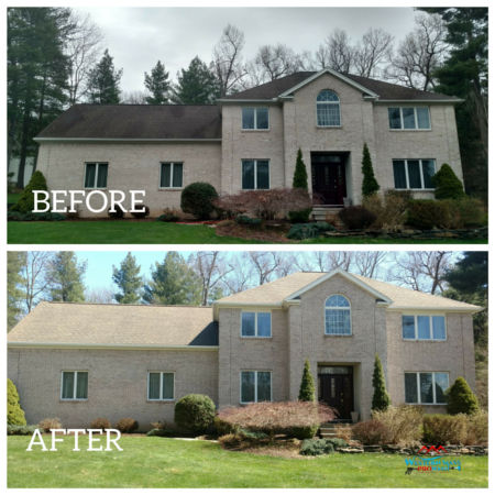 Roof Cleaning Wilbraham, MA